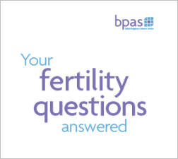 Your fertility questions answered