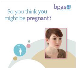 So you think you might be pregnant?