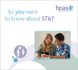 So you want to know about STIs?