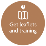 Leaflets and training